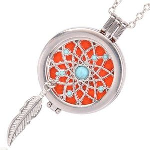 Necklace - Aroma Diffuser Going Native